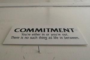 commitment 2